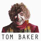 Tom Baker! by Banarn
