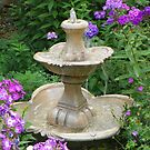 Flowing Fountain by mussermd