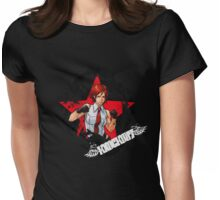The Knock-Out II Womens Fitted T-Shirt