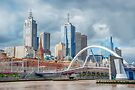 Melbourne Australia by Raymond Warren