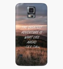The greatest adventure 4 Case/Skin for Samsung Galaxy