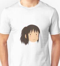 Spirited Away Chihiro Unisex T-Shirt