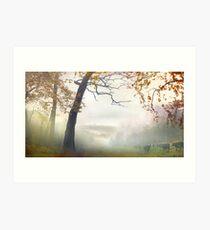 Lámina artística Morning Fog 2