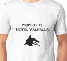 Property of Hotel Valhalla  Unisex T-Shirt