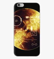 Cool Voyager Golden Record Iphone case iPhone Case