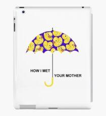 How I Met Your Mother. iPad Case/Skin