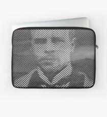 Hermann Rorschach Lines Laptop Sleeve