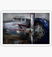 Transportation - Plane - Hey fly boy  Sticker