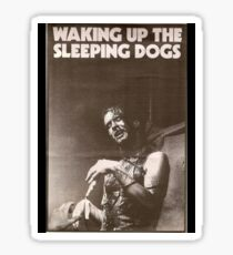 Skinny Puppy - NiVek Ogre Sticker