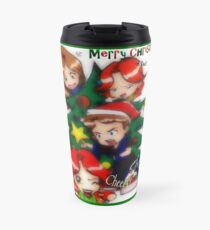 Christmas Time Travel Mug