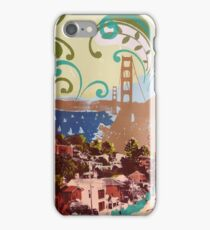 the incredible lightness of champagne and ocean spray iPhone Case/Skin
