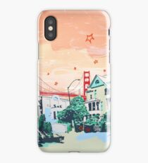 when a burst of passion settles in your flute iPhone Case