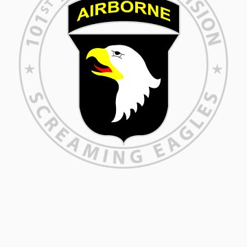 101st Airborne  by 5thcolumn