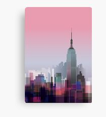 New york, NYC city ! Canvas Print