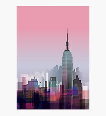 New york, NYC city ! Photographic Print