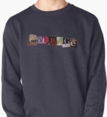 Klaine's Courage - Glee Pullover Sweatshirt