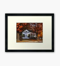 Delaware Hudson Canal Business Office Framed Print
