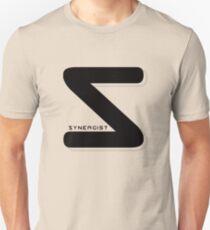 Synergist Logo Tee (black S) Unisex T-Shirt