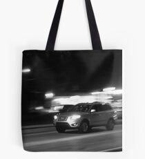 Looking Upon Ludicrous Speed Tote Bag