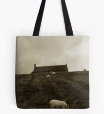 Back In The Field Tote Bag
