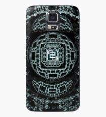 Fractalized Block Power Case/Skin for Samsung Galaxy