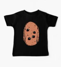 Black Birds in the Forest Baby Tee