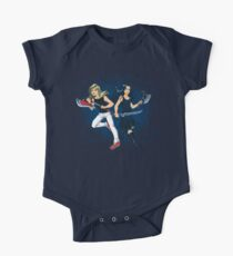 Axe Sisters One Piece - Short Sleeve