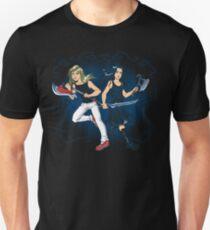 Axe Sisters Unisex T-Shirt