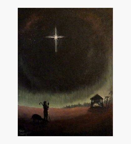 Holy Night Photographic Print