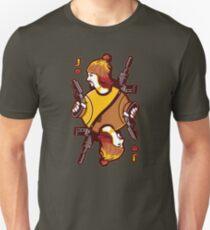 Jayne of Hearts Unisex T-Shirt