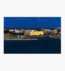 San Juan Puerto Rico Photographic Print