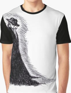 Angel of Music Graphic T-Shirt