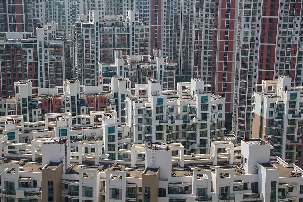 Architecture (Shanghai) by maxmartin