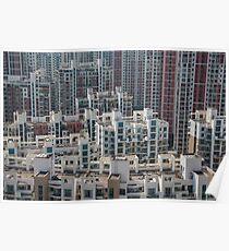 Architecture (Shanghai) Poster