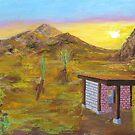 Adobe 44 - Desert Dreamin' by Lowell Smith