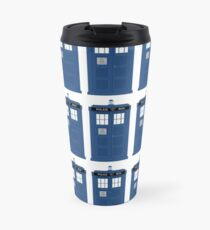 Tardis  Travel Mug