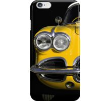 Cool (yellow) iPhone Case/Skin