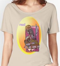 read. Women's Relaxed Fit T-Shirt