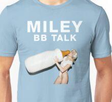 miley cyrus bb talk baby bottle Unisex T-Shirt