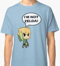 I'm Not Zelda Classic T-Shirt