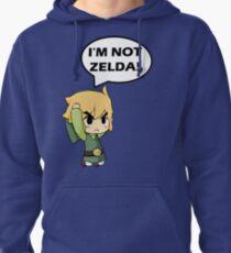 Je ne suis pas Zelda Sweat à capuche