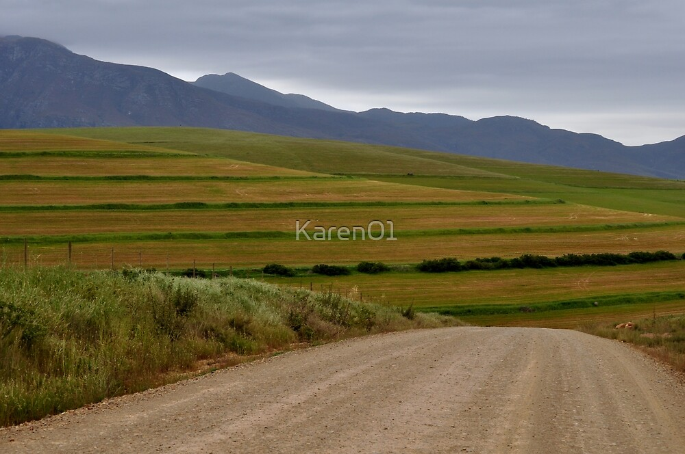 Soft paths by Karen01