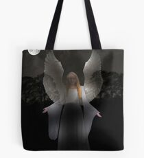 Spiritual Angel Tote Bag