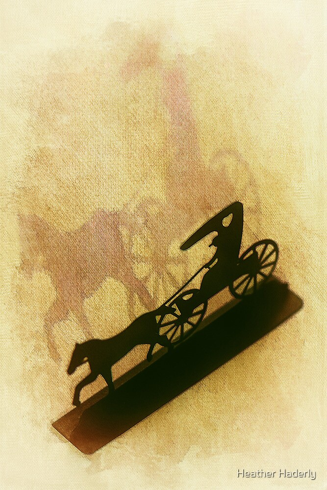 The Wagon by Heather Haderly