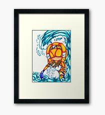 Tikal Framed Print
