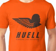Huell: Fingers Like Hotdogs Unisex T-Shirt