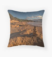 www.LyndenSmith.com - Sunnymeade Beach Throw Pillow