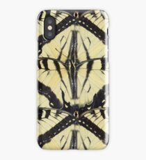 Eastern Tiger Swallowtail Butterfly iPhone Case/Skin