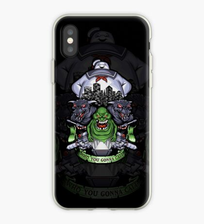 Who You Gonna Call? - Iphone Case #1 iPhone Case