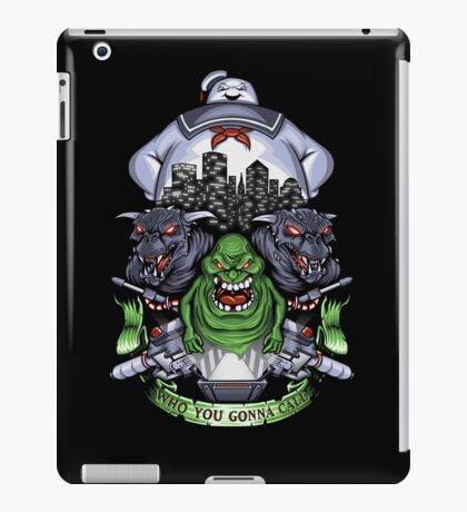 Who You Gonna Call? - Ipad Case iPad Case/Skin